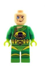 Baron Wolfgang von Strucker (Hydra Leader) From Captain America - Custom Designed Minifigure